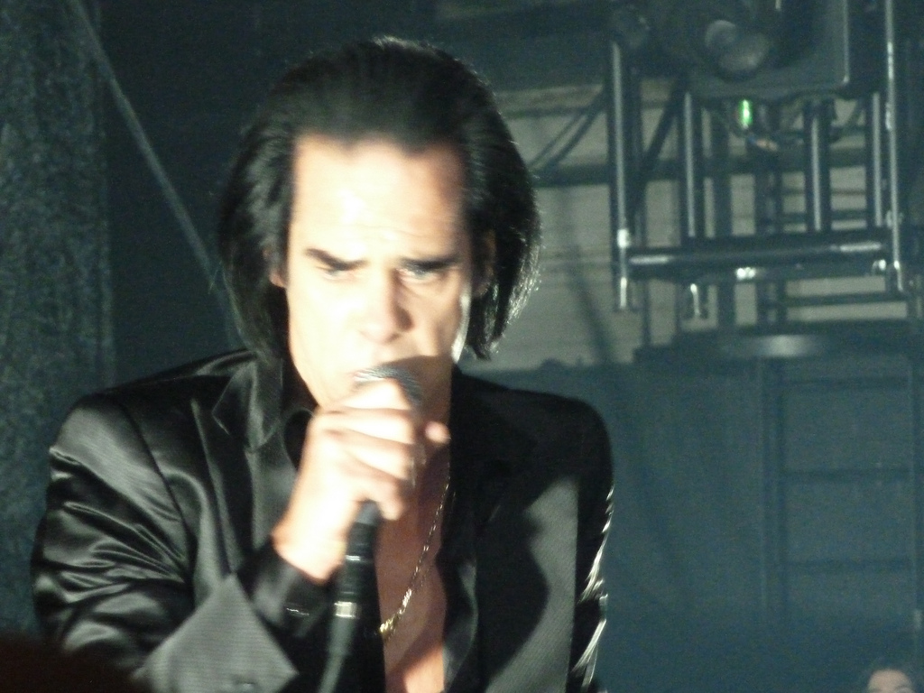 Nick Cave & The Bad Seeds - Hammersmith Apollo