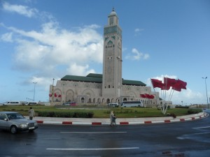 Vanity project - the Hassan II Mosque in Casablanca